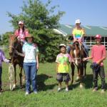 キッズ乗馬&英会話サマーキャンプ@Greenway Ranch ★レポート by サザンブリッジ