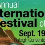 9/19~21 (金土日)インターナショナルフェスティバル@Raleigh, North Carolina