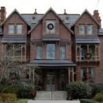 今週末!(12/13&14) ノースカロライナ州知事マンション★オープンハウス at Downtown Raleigh