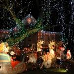 ☆クリスマス☆デコレーション家巡り in RDUエリア