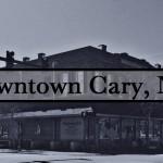 """ダウンタウン """"Cary""""のレストランをご紹介@Cary Downtown, NC"""