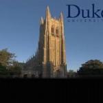 4/29(水)Dr. Tracy Tsuetaki講演会 @ Duke University