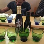 6/17&27 日本酒テイスティング&クラス@ Yamazushi, Durham