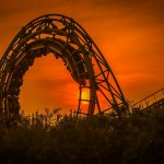 世界最高ジェットコースターFury325@Carowinds Amusement Park, NC & SC