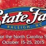 10月15日〜25日 NC State Fair (ステート・フェア)★Raleigh, North Carolina