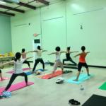 『日本語でヨガ〜肩こりとホルモンバランスを整える』〜4月レポート